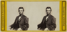 Mathew B. Brady & Studio, E. & H. T. Anthony, Abraham Lincoln (1809–1865), 1861–1865